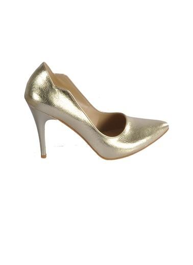 Esstii 210 Z.Ayk Rose  Kadın Topuklu Ayakkabı Pembe